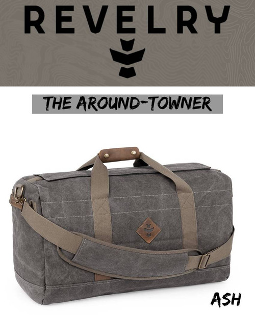 Revelry Supply: The AroundTowner - medium duffle bag