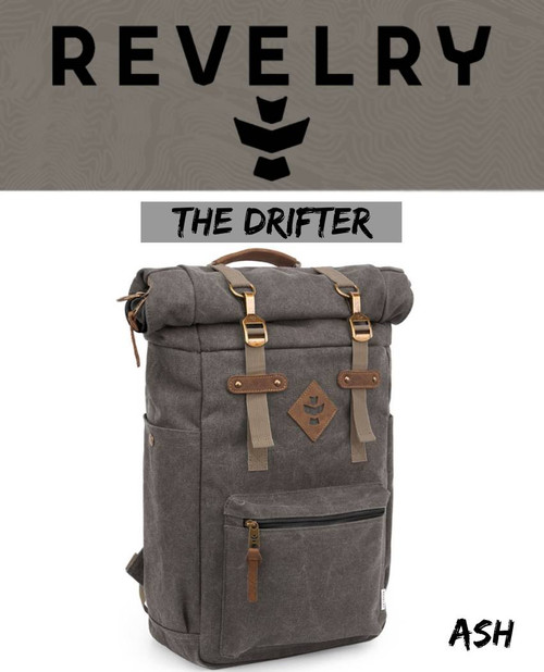 Revelry Supply: The Drifter - rolltop backpack