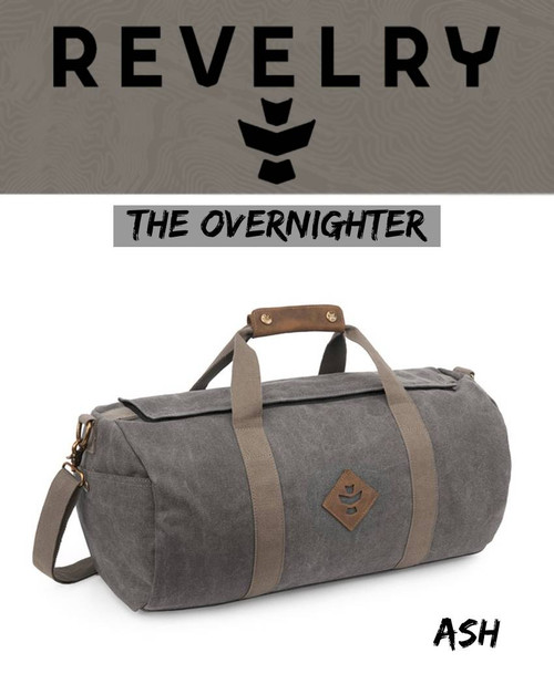 Revelry Supply: The Overnighter -small duffle bag