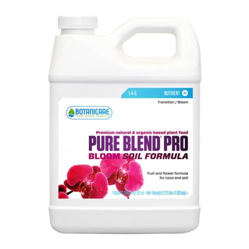 Botanicare Pure Blend Bloom Pro SOIL Quart