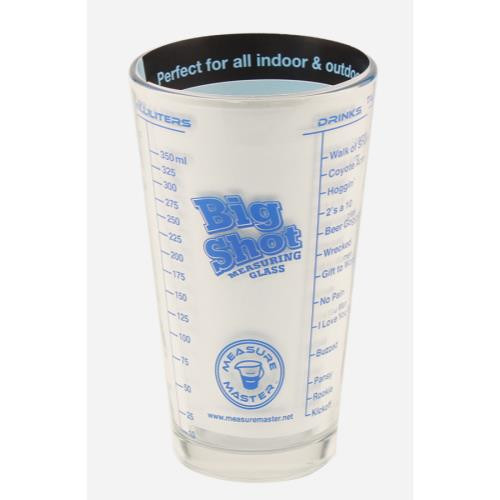 Measuring Glass Big Shot 16oz