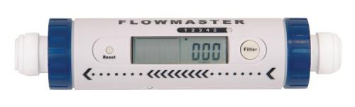 Flowmaster Digital H2O Flow Meter 3/8
