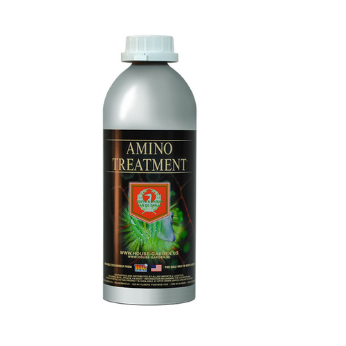 House & Garden Amino Treatment 500mL Old Label and bottle.
