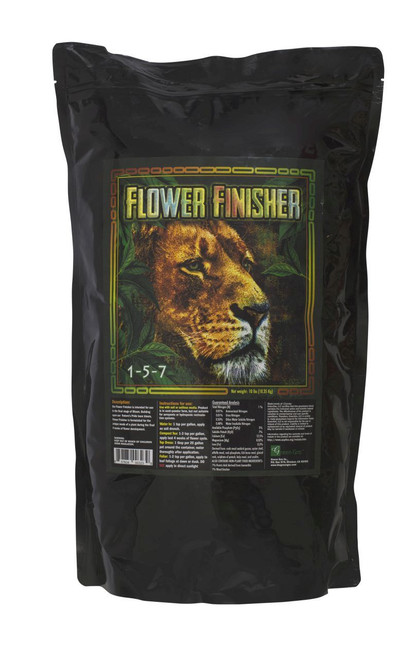 Flower Finisher (1-5-7), 10 lb