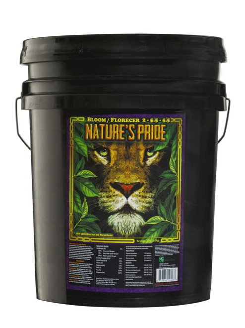 GreenGro Natures Pride Bloom Fertilizer 35lb