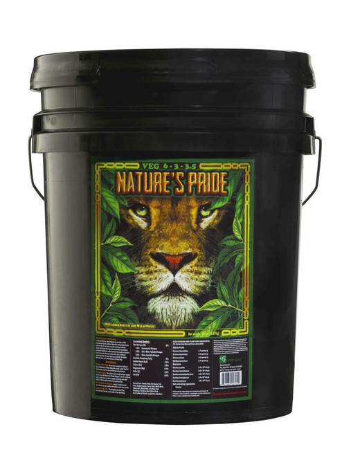 GreenGro Natures Pride Veg Fertilizer 35lb