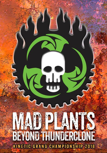 NHS Sponsors Mad Plants Beyond the Thunderclone Kinetics Machine