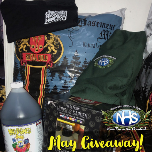 NHS May Instagram Giveaway