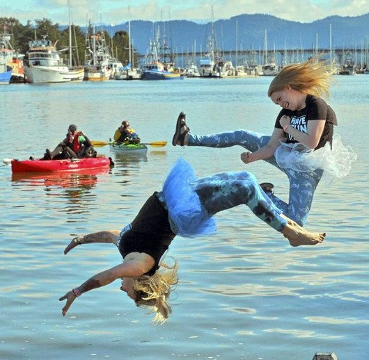 18th Annual Perilous Plunge – Support Team NHS