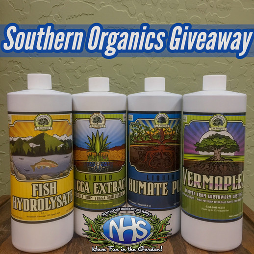 NHS Instagram Giveaway – Southern Organics Supply