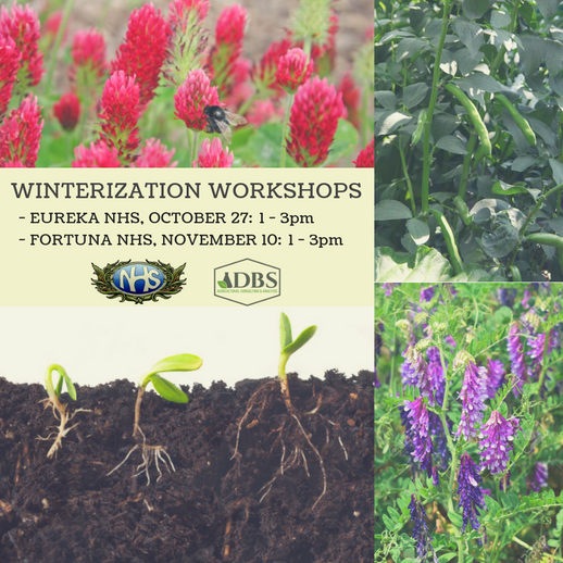 Winterization Workshops