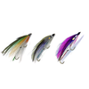 Preview of three styles of tandem-hooked streamer lures