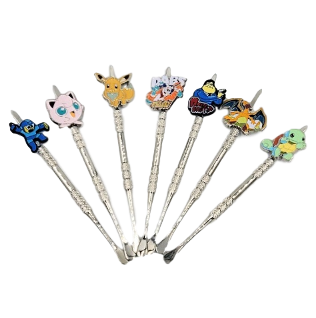 Assorted Characters  Dab Tools 120mm