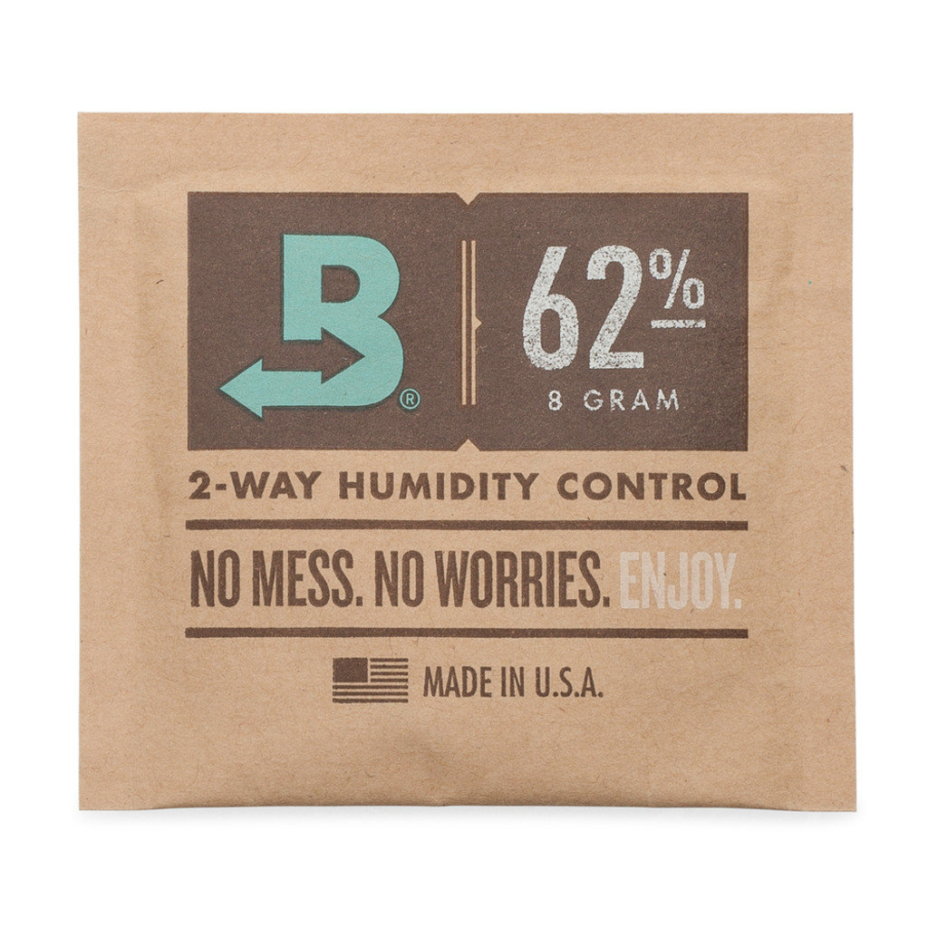 Boveda 8 gram 10 pack 62 percent PROTECTS UP TO 1 ounce