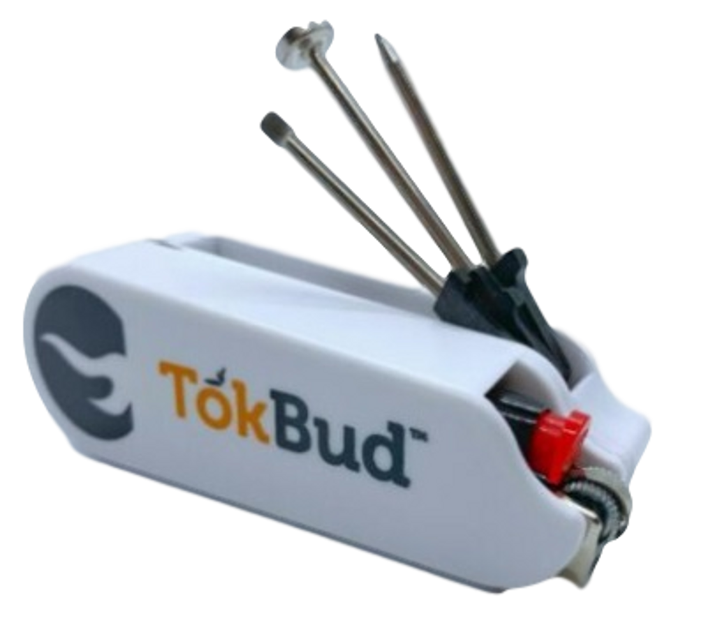 TōkBud™ Ultimate Smoker Utility Tool | 6pk POP Display