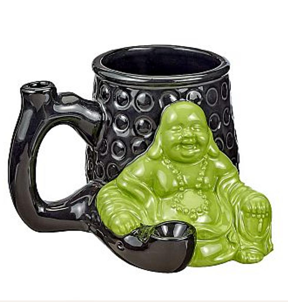 BUDDHA MUG - ROAST AND TOAST