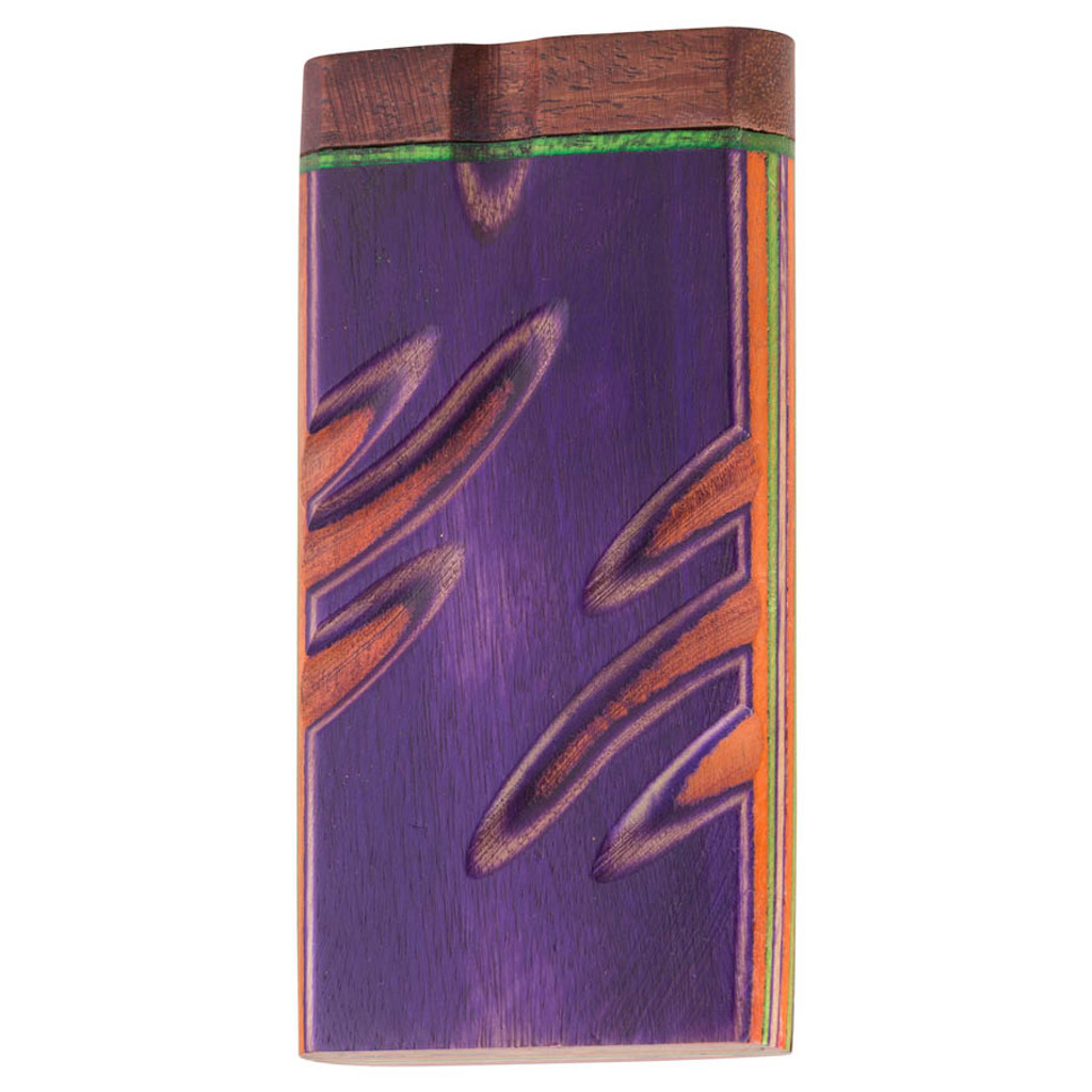 3 Inch Wood Dugout Basic 3 inch 1 hitter included
