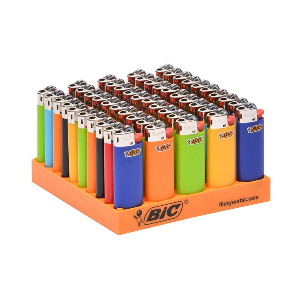 Bic Lighter | Mini 50 pk