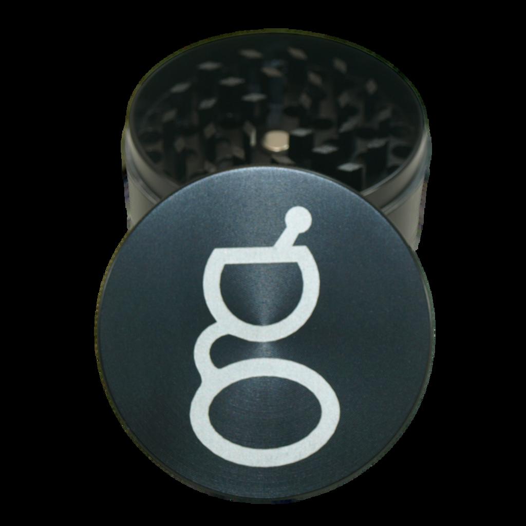 Custom 62mm 4-Piece Zinc Grinder