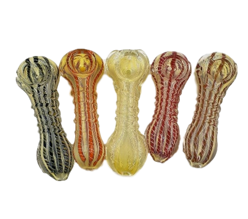 "4.5"" Wrapped Stringer Pipe 