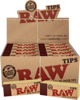 RAW Original Tips Regular 50 count 50 Per Pack