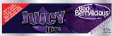 JUICY JAY'S 1 1/4 Superfine Black Berrylicious (24 booklets)