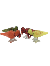 Animal - Parrot Glass Hand Pipe