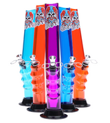 1.5 inches wide Graffix Acrylic Gripper 12 inches Tall Assorted Colors