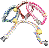 """9.5"""" Bracelet Smoking Pipes  Assorted Colors"""