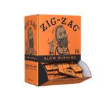 Zig Zag Orange 1 1/4 inch Rolling Papers 48 Books