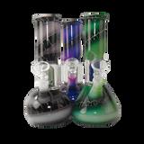 8 inch Painted Percolator Water Pipe