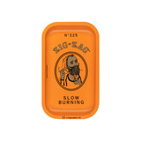 Zig Zag Small Orange Rolling Tray