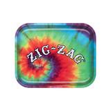 Zig Zag Large Tie Dye Rolling Tray