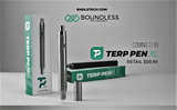 Boundless - Terp Pen XL Variable Voltage