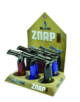 ZNAP TORCH LIGHTER 6 Count