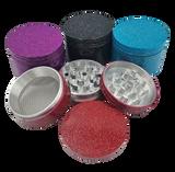 63mm Sparkle Grinder Assorted Colors