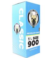 Cones Supply Bulk Pre rolled Cones 84 millimeter Classic White 900 Per Box