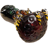 """5"""" Bumble Bees Hand Pipe * ELITE SERIES"""