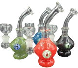 "6"" Ball Rig/Bongs with Marble 
