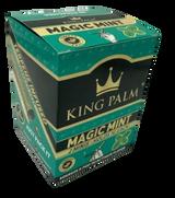 King Palm MINI Magic Mint Flavored - 20 Packs Per Box, 2 Wraps Per Pack