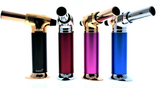 "6"" Scorch Torch Rose Gold/Chrome/GunMetal 