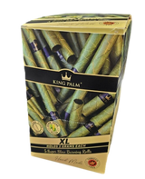 King Palm XL Pre-Rolled Cone Display - 15 Packs Per Box, 5 Wraps Per Pack