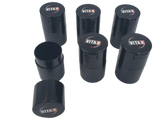 Tightpac - Solid TV0 Six Pack - 6x Solid Black