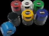 Tightpac - Solid TV1 Six Pack - 1x Dark Blue, 1x Light Blue, 1x Light Green, 1x Red, 1x Yellow, 1x White