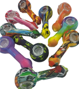 """4"""" Standard Silicone Water Transfer Pipes 