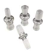 Glass on Glass connector 18 male to 14 female