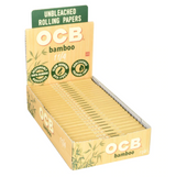 """OCB Bamboo Rolling Papers 1¼"""" Size - 24 ct."""
