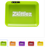 Zkittlez GlowTray | Assorted Colors (buy 3 and pay only $25.00)