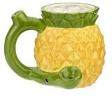 """18 oz. Pineapple """"Wake and Bake"""" Mug"""