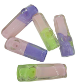 """3.5"""" Duo Slime Cube Hand Pipe 